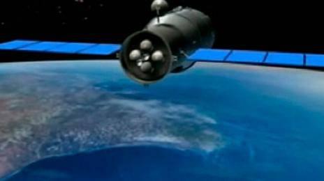 В МГТУ им. Баумана разработали космический двигатель на аргоне