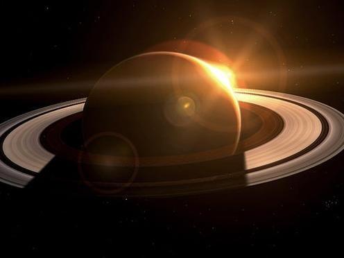 Раскрыт секрет молодости Сатурна