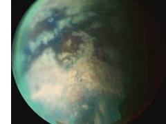 В атмосфере Титана органические молекулы образуются не так, как предполагалось раньше