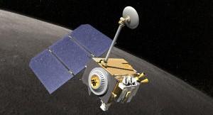 В лунной атмосфере был замечен гелий